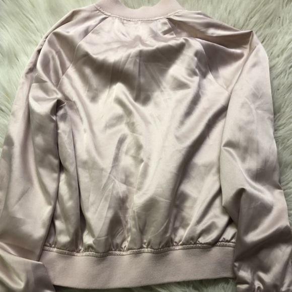 Mossimo Supply Co. Jackets & Blazers - Silk Bombshell Jacket